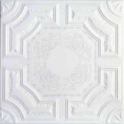 Потолочная плитка Империал 2 м цвет жемчужный