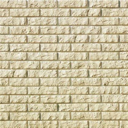 Плитка декоративная Альтен Брик цвет бежевый 0.59 м2
