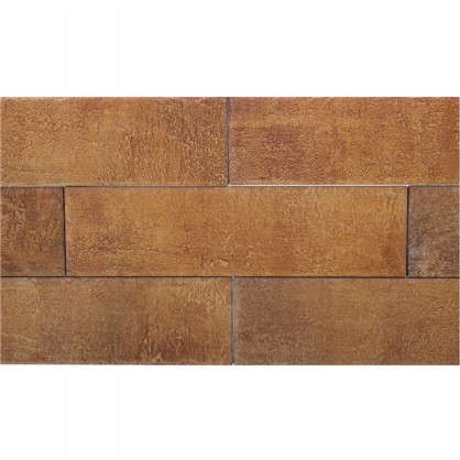 Плитка фасадная Loft brick curry 0.6 м2