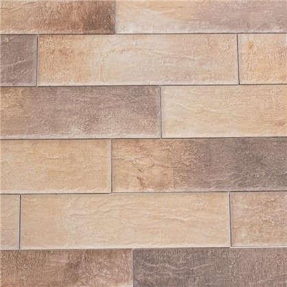 Плитка фасадная Loft brick masala 0.6 м2