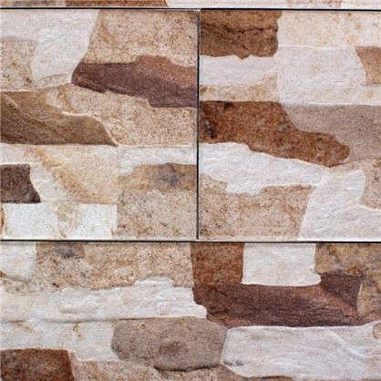 Плитка клинкерная фасадная Cerrad Aragon natura 0.6 м2