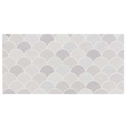 Плитка наcтенная Сноувинд 20х40 см 1.58 м2 цвет серый