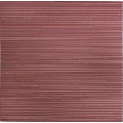 Напольная плитка Дельта 30х30 см 0.99 м2 цвет розовый