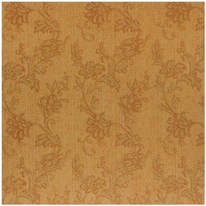 Напольная плитка Шёлк 40х40 см 1.76 м2 цвет коричневый
