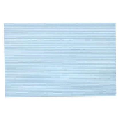 Плитка настенная Дельта 30х20 см 1.44 м² цвет голубой
