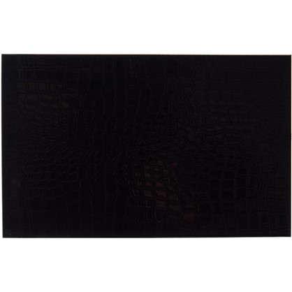 Плитка настенная Golden Tile Кайман 25х40 см 1.5 м2 цвет чёрный