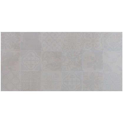 Плитка настенная Касабланка 19.8х39.8 см 1.58 м2 цвет серый