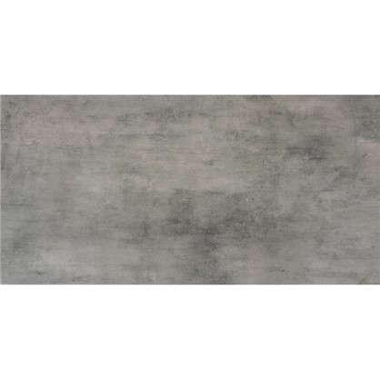 Плитка настенная Kendal 307x607 мм 1.44 м2 цвет графитовый