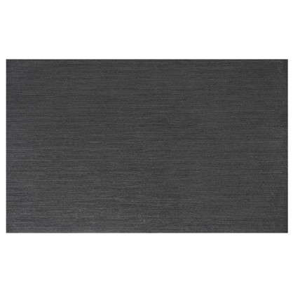 Плитка настенная Пиано 25х40 см 1.5 м2 цвет чёрный