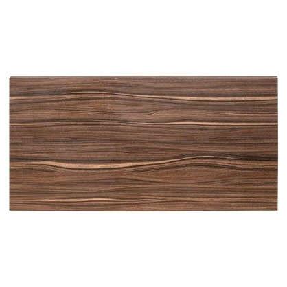 Плитка настенная Плессо 50х24.9 см 1.494 м2 цвет коричневый