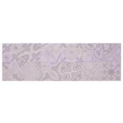 Плитка настенная Spanish Maiolica 20х60 см 0.84 м2 цвет серый