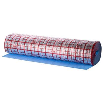 Подложка для теплого пола 3мм х30 м2 полиэтилен