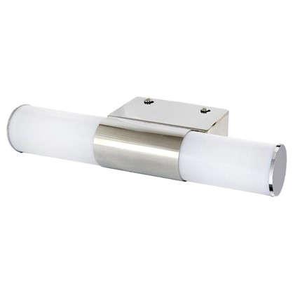 Подсветка светодиодная Камбрия 25 см 5 Вт 4000 К IP44 цвет хром