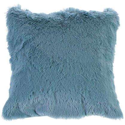 Подушка декоративная 40х40 см цвет ментоловый