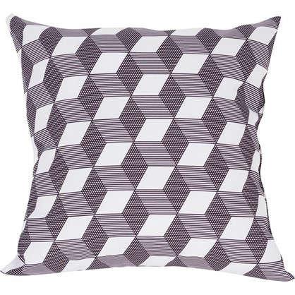 Подушка декоративная Геометрия: Квадрат 40х40 см