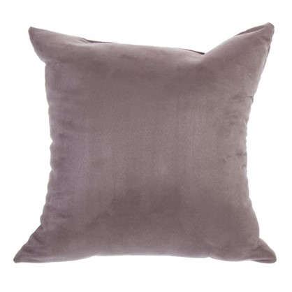 Подушка декоративная Манчестер 40х40 см цвет серый