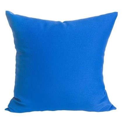 Подушка декоративная Радуга-514 40х40 см цвет синий