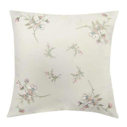 Подушка декоративная Тиффани: Цветы мелкие 40х40 см