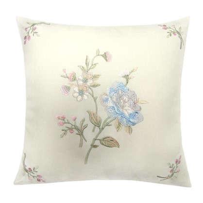 Подушка декоративная Тиффани: Цветок 40х40 см
