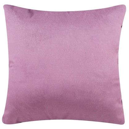Подушка Люпин 40х40 см цвет фиолетовый
