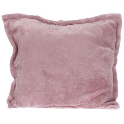 Подушка Prestige 40х40 см цвет пыльная роза