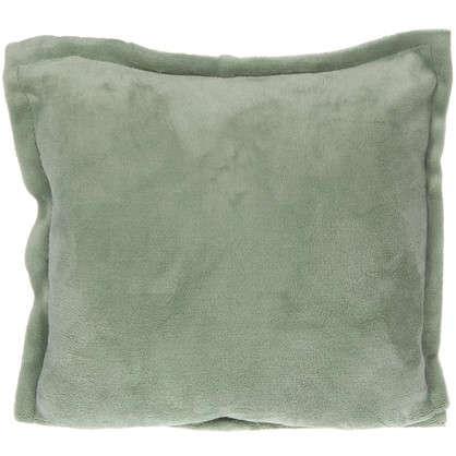 Подушка Prestige 40х40 см зеленая