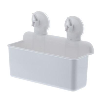 Полка для ванной комнаты Easy Solution присоска глубокая