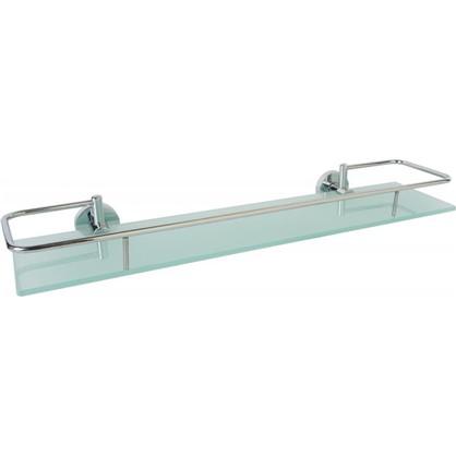 Полка для ванной комнаты Mr Penguin Sonata 50 см стекло