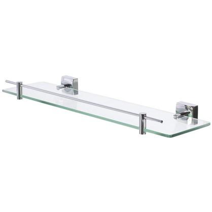 Полка для ванной комнаты Sensea Kvadro стекло