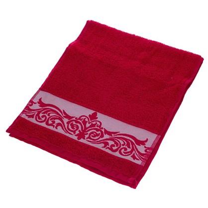 Полотенце для бани махровое 30х70 см цвет в ассортименте