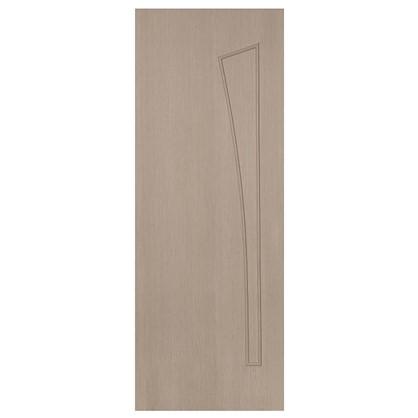 Полотно дверное глухое ламинированное Белеза 200x60 см цвет белый дуб
