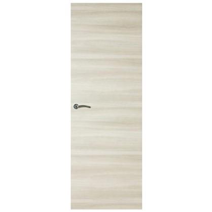 Полотно дверное глухое ламинированное Унико 200x70 см цвет светлый орех