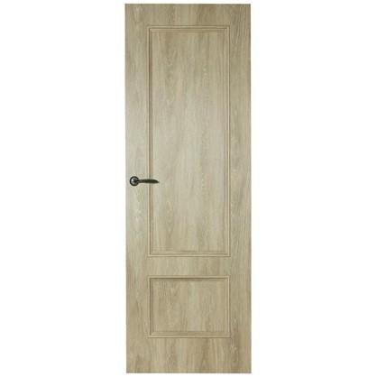 Полотно дверное глухое Престиж 200х70 см цвет натуральный дуб