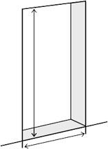 Полотно дверное остеклённое 200х60 см ламинация цвет дуб дымчатый
