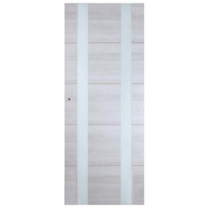 Полотно дверное остеклённое Artens Нолан 200х80 см