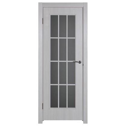 Полотно дверное остеклённое Провенца 200x90 см цвет