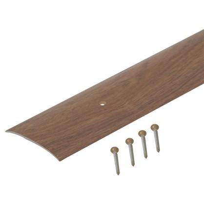 Порог одноуровневый (стык) Artens 0.9 м орех
