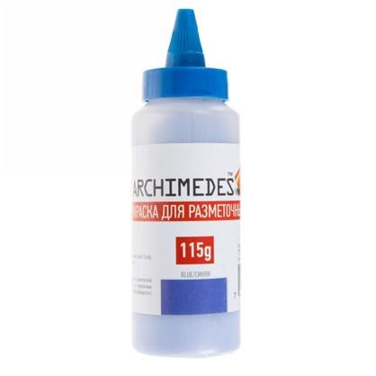 Порошок синий для разметочного шнура Archimedes 115 г