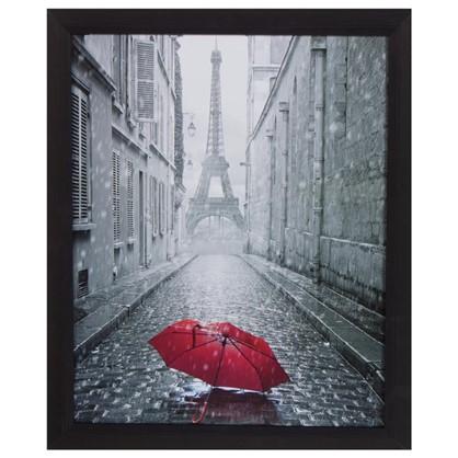 Постер в раме 40х50 см Зонт