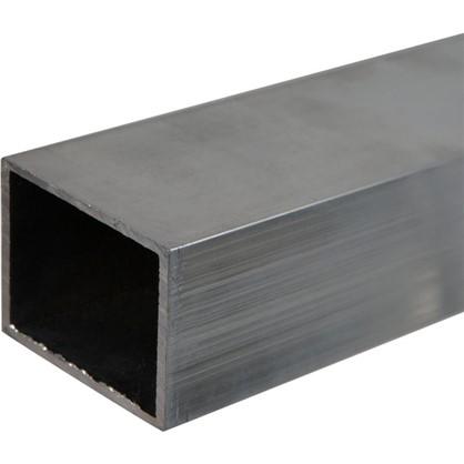 Профиль алюминиевый квадратный трубчатый 30х30х1.5x1000 мм