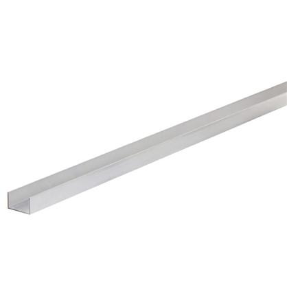 Профиль алюминиевый П-образный 30х50х30х2x2000 мм