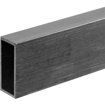 Профиль алюминиевый прямоугольный трубчатый 30х15х15x2000 мм