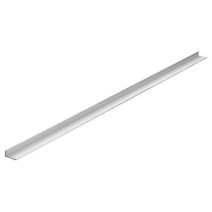 Профиль алюминиевый угловой 30х15х2x2000 мм