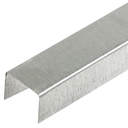 Профиль потолочный направляющий (ППН) Эконом 27x28x3000 мм