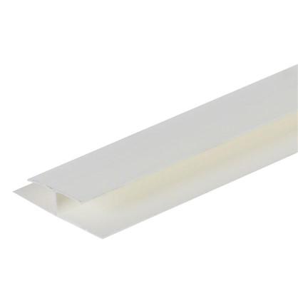 Профиль ПВХ Artens соединительный т5 мм 3 м цвет кремовый