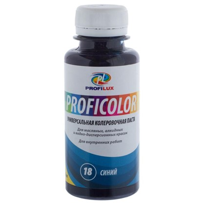 Профилюкс Profilux Proficolor №18 100 гр цвет синий