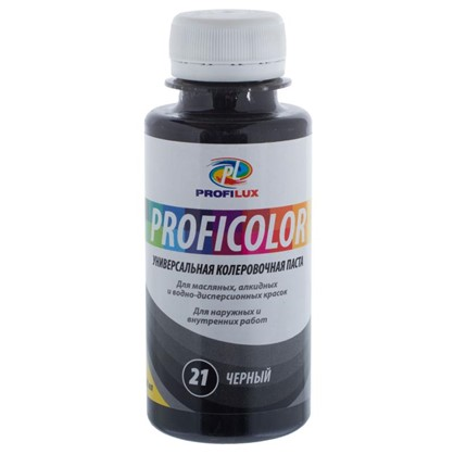 Профилюкс Profilux Proficolor №21 100 гр цвет черный