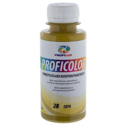 Профилюкс Profilux Proficolor №28 100 гр цвет охра