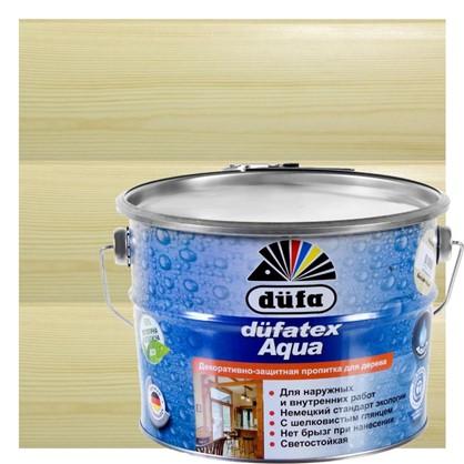 Пропитка для дерева водная прозрачная Dufatex aqua 5 л
