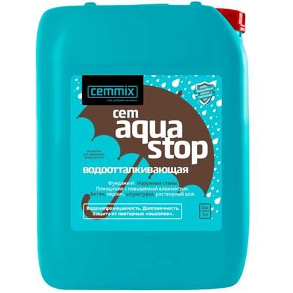 Пропитка водоотталкивающая Cemmix CemAquaStop 5 л
